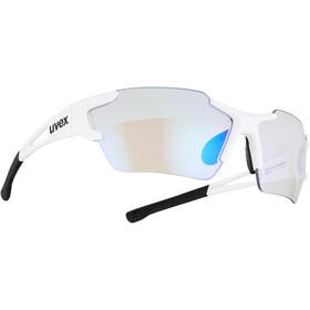 UVEX Sportstyle 803 Race Vario Occhiali S, bianco